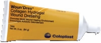 Woun'dres Collagen Hydrogel Dressing, 3 Oz. Tube