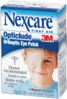 Opticlude Eye Patch, Regular, 20 Per Box