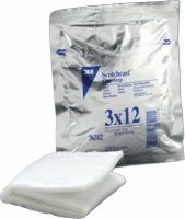 "Scotchcast One-step Splint, 4"" X 15"", 10/case"