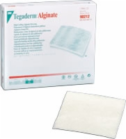 Tegaderm Hg Alginate Dressing, 4 X 4, 10/box