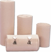 "4"" Elastic Bandage, 5 Yards"