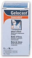 "Gelocast Unna's Boot, 4"" X 10 Yards, Each"