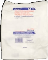 Dutex 100% Cotton 2ply Conforming Band, 6 X 4.5 Yd