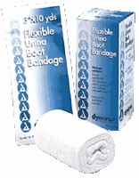 "Unna Boot Bandage, 4"" X 10 Yds, Each"