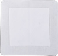 "6"" X 6"" Composite Dressing, 4"" X 4"" Pad, 25/box"