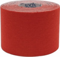 "Physio Tape 2"" X 5.5 Yds Red, Each Roll"