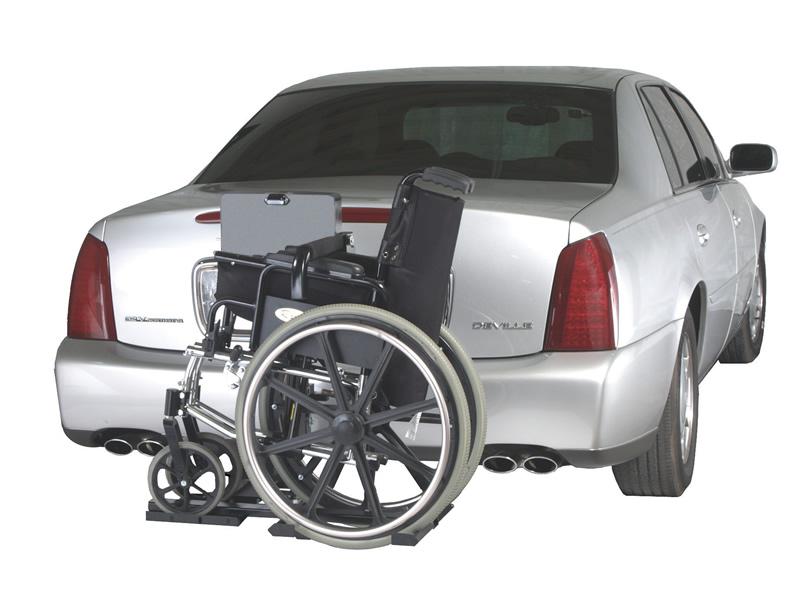 Wheelchair Lift For Car >> Power Tote Wheelchair Lift Wheelchair Carrier