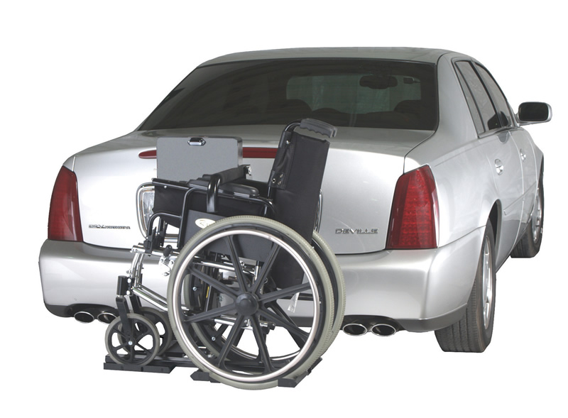 How to Use Auto Power Wheelchair Lifts | eHow.com