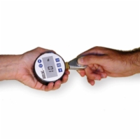 ER Digital LCD Hydraulic Pinch Gauge - 100 Pound