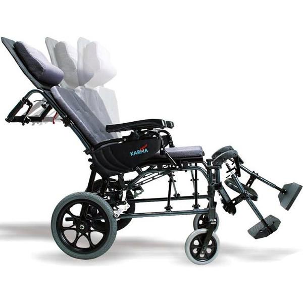 Walmart Lift Chairs Recliners Karman Ergonomic Ultra Lightweight Reclining Transport Wheelchair ...