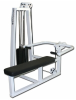 Lying Chest Press Selectorized Machine