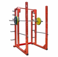 In Red with Weights