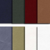 400 Thread Count Pillow Cases, One Pair