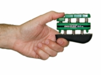 Cando Digi-Flex Hand Exerciser - Green - Medium