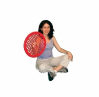 Cando Hand Exercise Web - No Latex - 7 Inch Diameter - Red - Light
