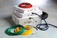 Thera-Band Tubing, Tan, 100 Feet, Dispenser Box
