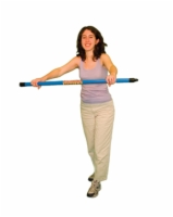 Cando Weight Bar - 5 Lbs - Blue