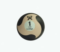 Cando Weighted Bouncy Ball - 1 Lb