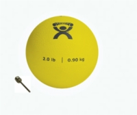 Cando Weighted P.T. Ball - 2 Lbs