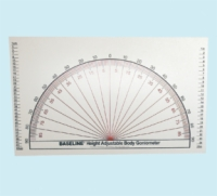 Baseline Adjustable Wall Goniometer