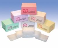 Waxwel Peach Paraffin Wax Refill (6 1Lb. Blocks)