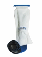 Relief Pak Large Ice Bag With Foam Belt And Velcro