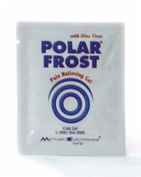 Polar Frost Cold Gel, Single Use Package, 200/Case