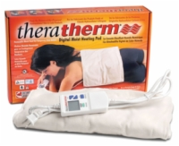 "Theratherm Digital Moist Heat Pad, Shoulder/Neck (23""X20"")"