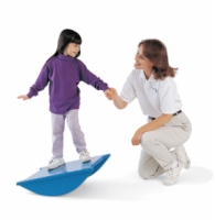 Tumbleforms Soft-Top Balance Board, 18X24 Inch