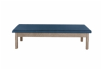 Mat Table With Mat, 7' X 4' X 21""