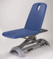 Adapta Mesa 2-Section Treatment Table (I-Skin, Gas Assist, Casters)