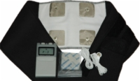 Bakwell Tens For Back With Velcro Wrap And Electrode Snap