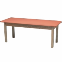 "30"" Wide Treatment Table with 1"" Upholstered Top"