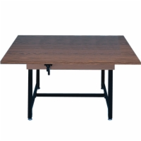 Economy Manual Hi-Low Test Table with Laminate Top