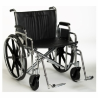 Breezy EC 2000 Heavy Duty Wheelchair