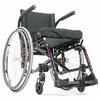 Quickie 2HP Lightweight Wheelchair