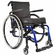 Quickie 2 Lite Lightweight Wheelchair