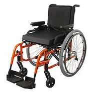 Quickie LX / LXI Lightweight Wheelchair