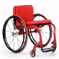 TiLite Aero Z Ultralight Wheelchair