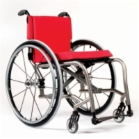 Folding Ultralight Wheelchairs