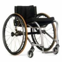 Top End Terminator Titanium Ultralight Wheelchair