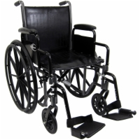 Karman Standard Detachable Arm Wheelchair