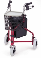 Nova Traveler 4900 Rollator Walker