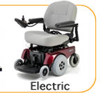 Power Electric Wheelchairs