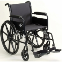 Karman Lightweight Deluxe Wheelchair