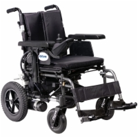 Cirrus Plus Folding Power Chair