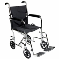 Chrome Transport Chair