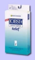 Jobst Relief 30-40 Knee-Hi Closed-Toe Large Beige (pr)