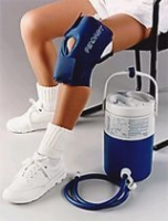Aircast Cryo/Cuff System-Medium Knee & Cooler