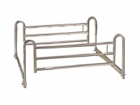 Full Length Hospital Bed Rails (Pair)